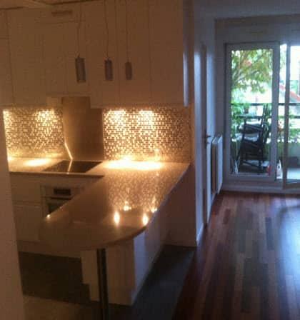 Rénovation 92 appartement - Vanves