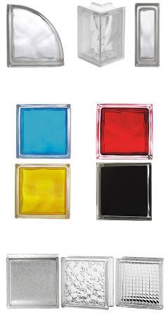 Cloisons conception et r alisation paris 78 92 93 94 - Pave de verre salle de bain ...