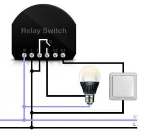 gestion domotique des éclairages