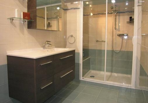 R novation salle de bains bateco entreprise de for Renovation salle de bain paris