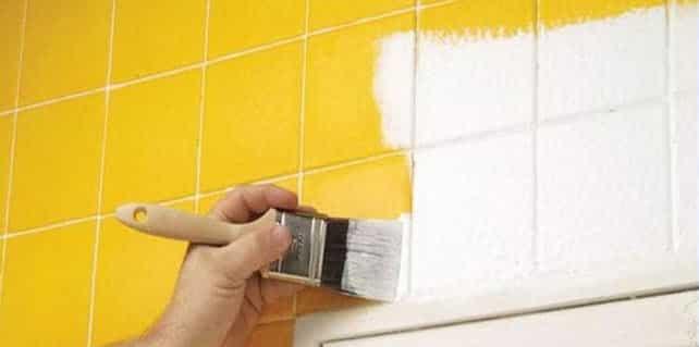 R novation peinture conseils et astuces for Peinture speciale carrelage