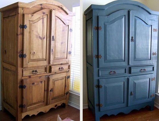 peinture meuble