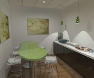 cuisine renovation bureaux