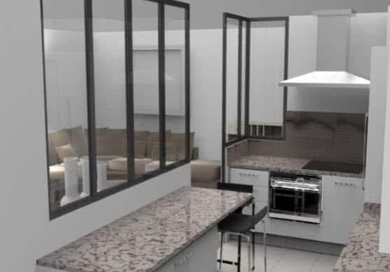 rénovation cuisine 92 ifker