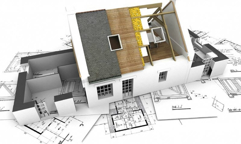 travaux de rénovation, Maîtrise d'oeuvre architecture d'intérieur