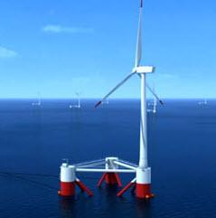l'éolien offshore