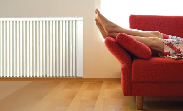 radiateur électrique chauffage