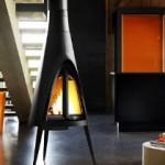 installation chauffage bois : poele à bois