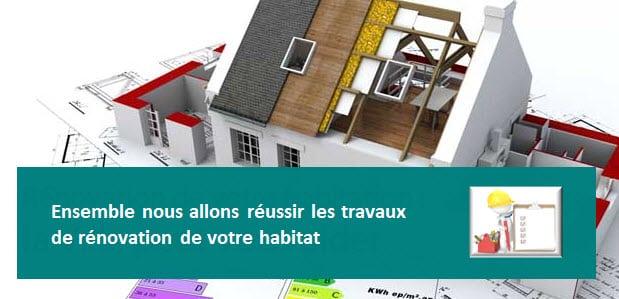travaux rénovation habitat