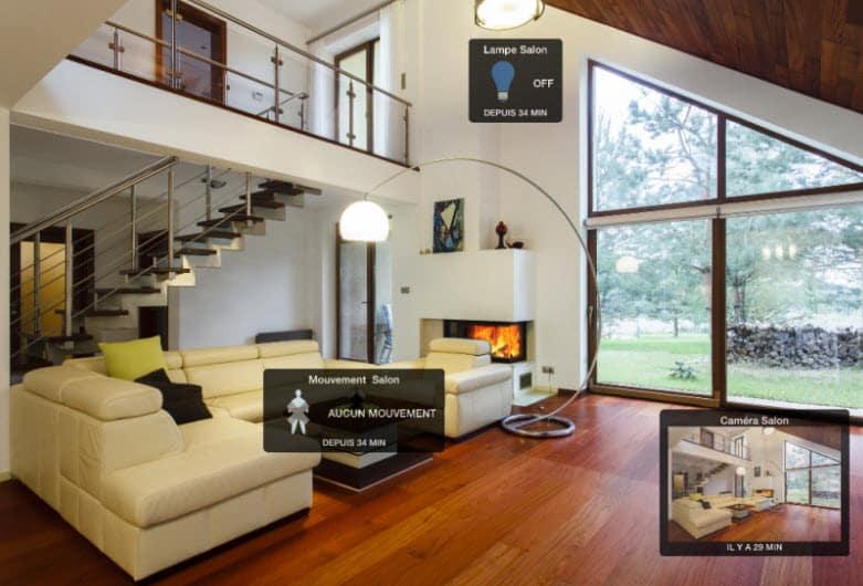 gestion domotique du chauffage paris 78 92 93 94. Black Bedroom Furniture Sets. Home Design Ideas