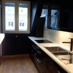 Rénovation appartement - paris - cuisine