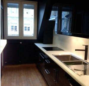 Rénovation cuisine paris 3