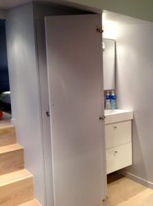 sellier-sdbenfant rénovation d'un appartement à Paris 16