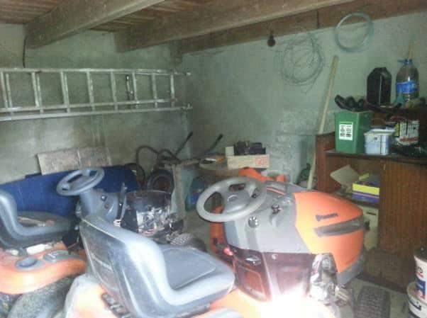 Aménagement garage en maison