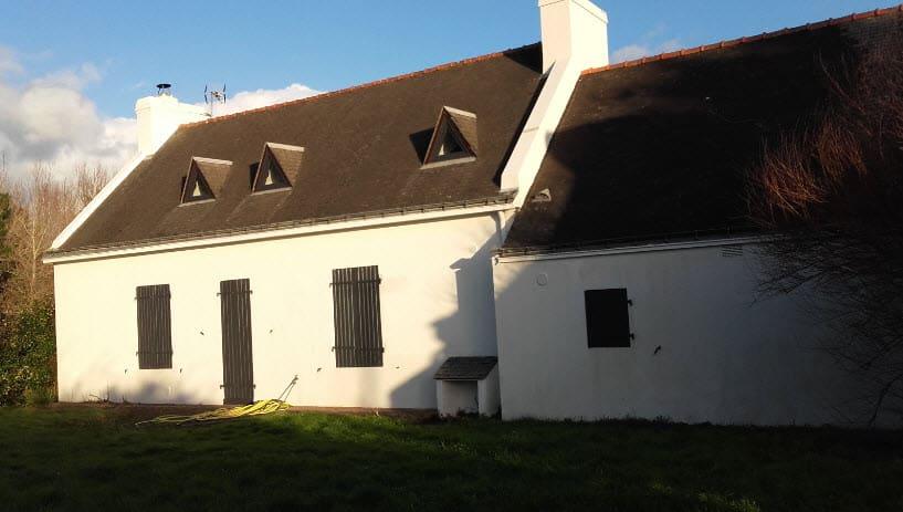 Rénovation maison ancienne 2