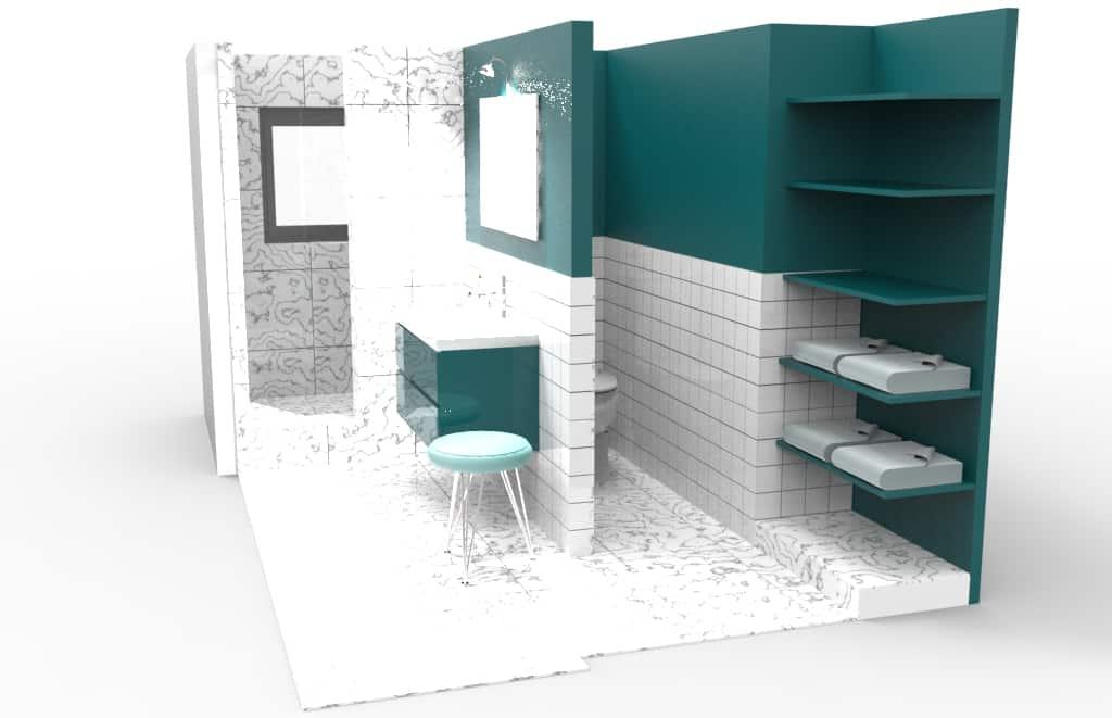 Devis r novation salle de bain gratuit paris et r gion for Devis renovation salle de bain