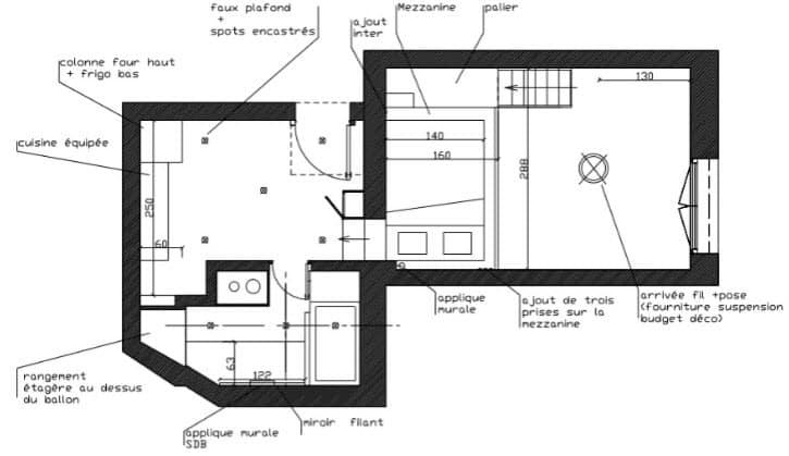 rénovation studio paris 9