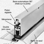 barre de seuil acoustique