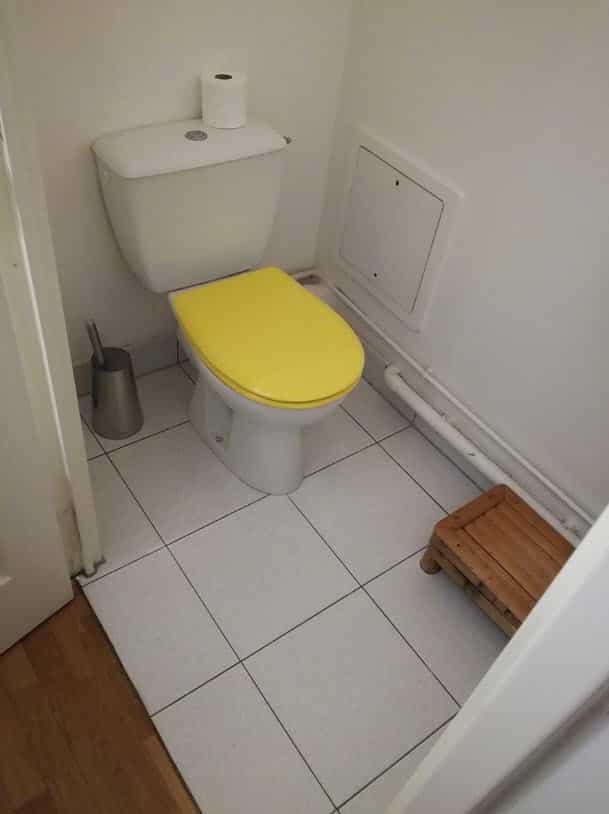 wc classique